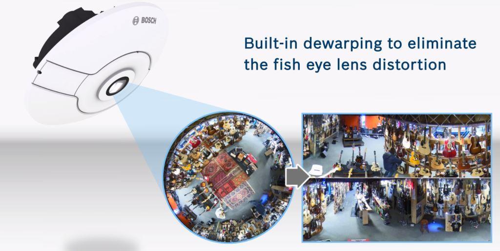 Nowe możliwości w systemach CCTV z kamerami  Panoramicznymi firmy Bosch